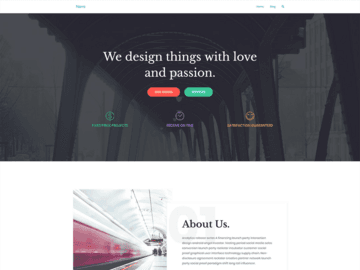 Neve WordPress Theme