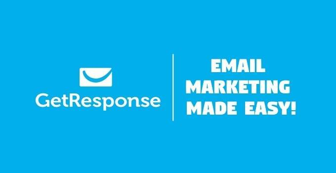 get responce email marketing