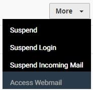 cpanel mail account