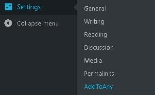 wordpress social sharing buttons